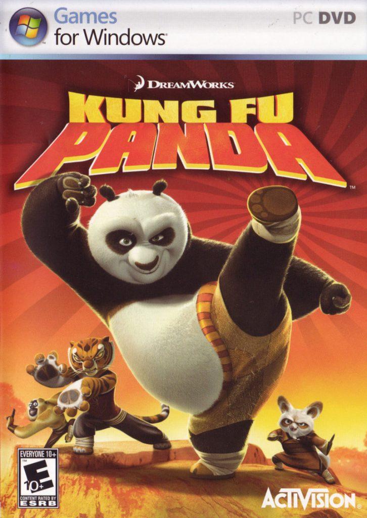 Kung Fu Panda - دانلود بازی پاندای کونگ فو کار برای کامپیوتر