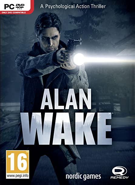 Alan Wake - دانلود بازی آلن ویک برای کامپیوتر