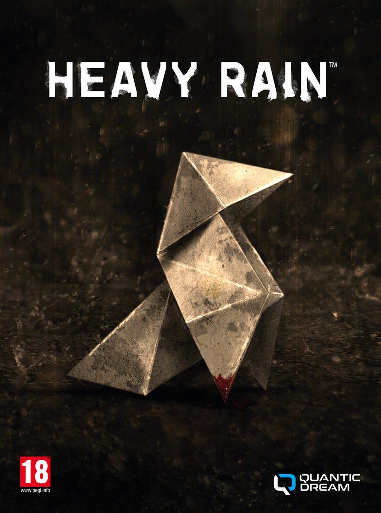 Heavy Rain - دانلود بازی هوی رین برای کامپیوتر