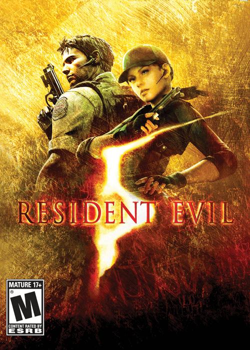 Resident Evil 5 Gold Edition - دانلود بازی رزیدنت اویل 5 برای کامپیوتر