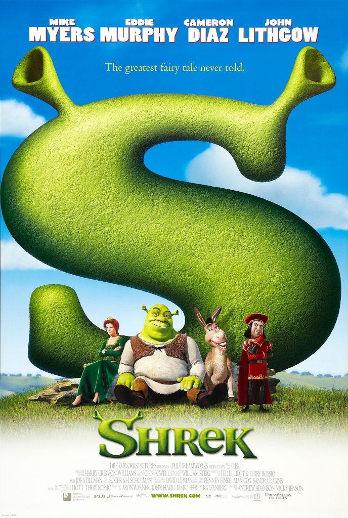 Shrek - دانلود انیمیشن شرک 1 با دوبله فارسی