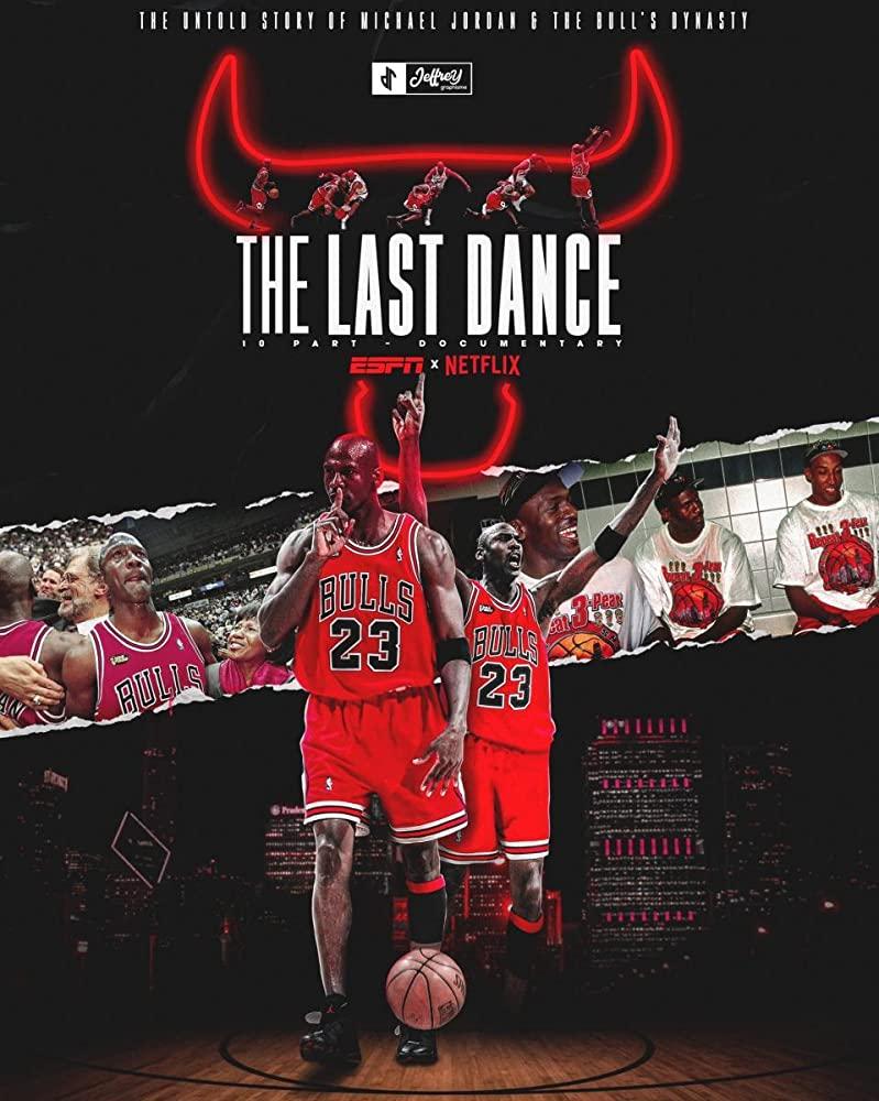 The Last Dance 2020 - دانلود مستند آخرین رقص