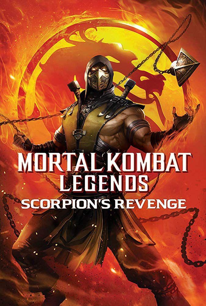 Mortal Kombat Legends Scorpions Revenge 2020 - دانلود انیمیشن مورتال کمبت انتقام اسکورپین