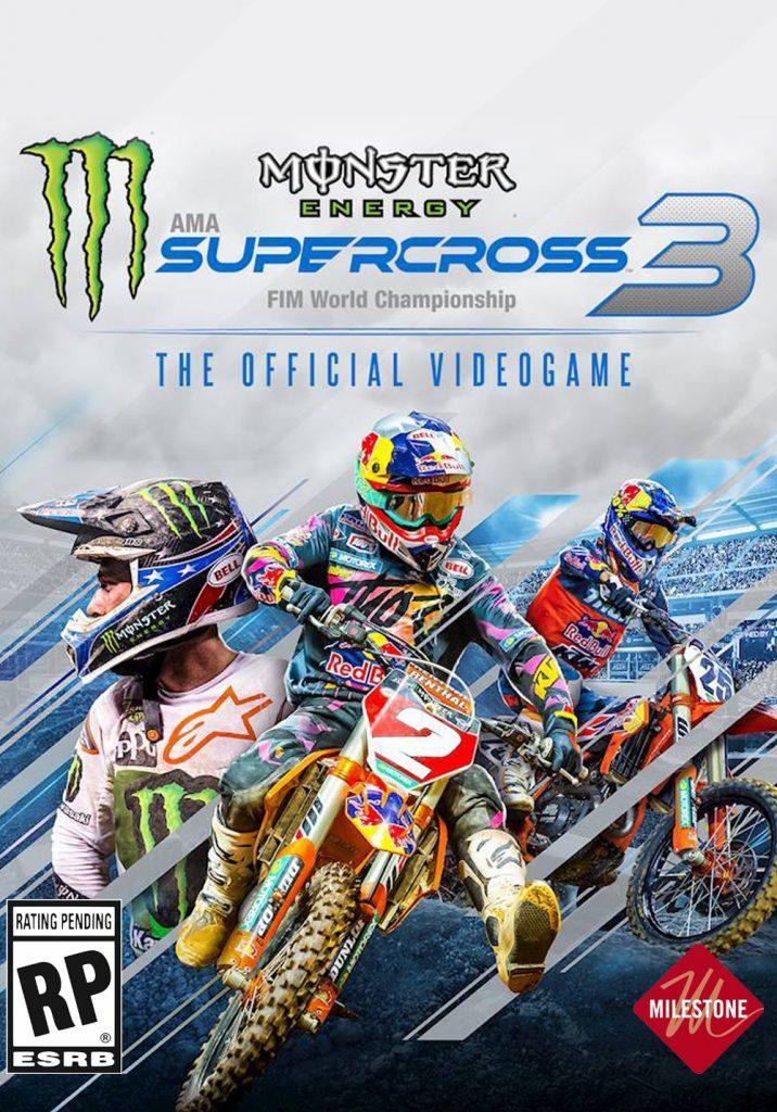 Monster Energy Supercross 3 - دانلود بازی موتورسواری سوپرکراس 2 برای کامپیوتر