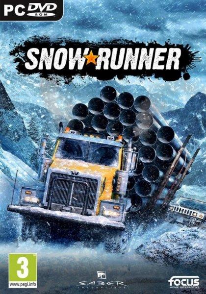 SnowRunner - دانلود بازی شبیه ساز کامیون آفرود اسنو رانر برای کامپیوتر