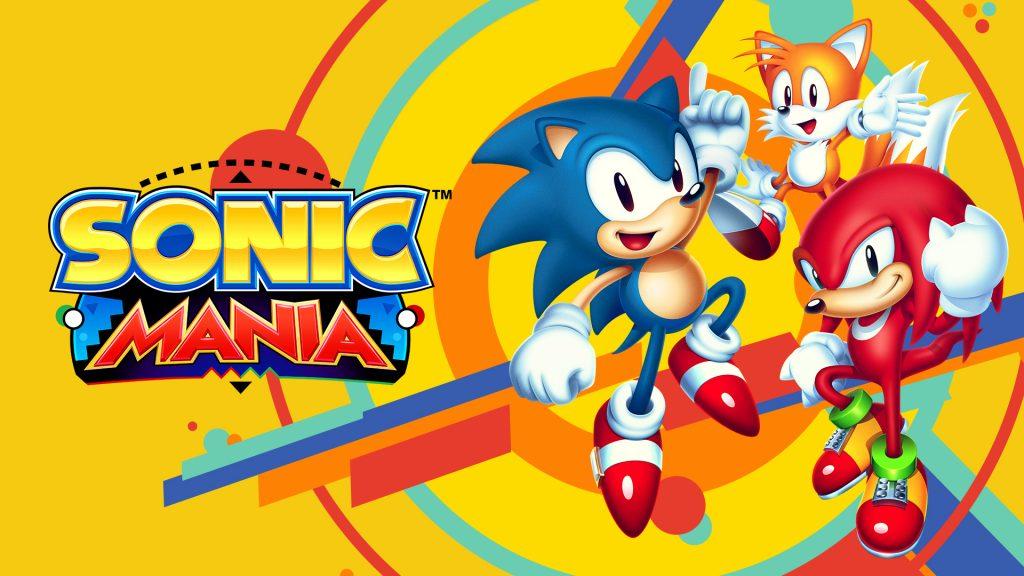 SONIC MANIA - دانلود بازی سونیک برای کامپیوتر