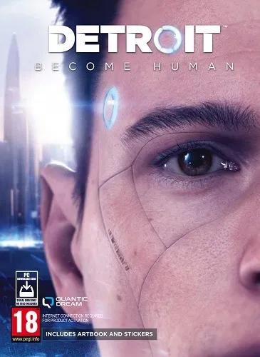 Detroit Become Human - دانلود بازی دترویت بیکام هیومن برای کامپیوتر