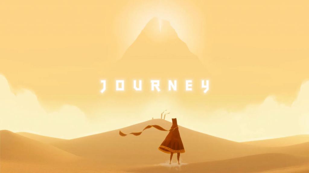 Journey - دانلود بازی جرنی برای کامپیوتر